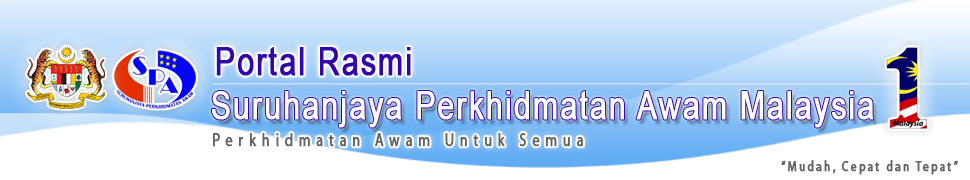 Banner Portal Rasmi SPA