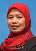 Puan Salmah Idris