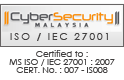 MS ISO/IEC 27001:2007